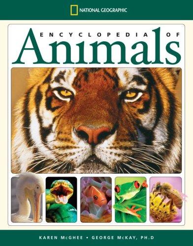 National Geographic Encyclopedia of Animals: McGhee, Karen, Mc