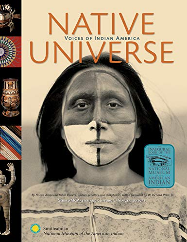 9780792259947: Native Universe: Voices of Indian America