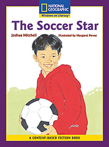 9780792260424: Content-Based Readers Fiction Early (Social Studes): The Soccer Star