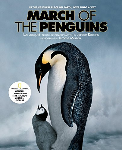 March of the Penguins: Companion to the: Jacquet, Luc