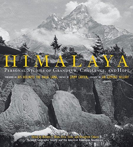 9780792261926: Himalaya: Personal Stories of Grandeur, Challenge, and Hope