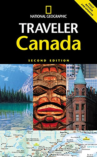 9780792262015: National Geographic Traveler: Canada, Second Edition