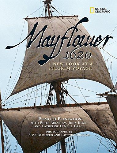 Mayflower 1620: Arenstam, Peter/ Kemp,