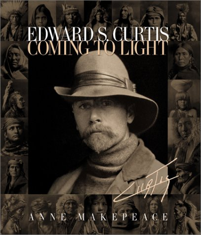 9780792264040: Edward S. Curtis: Coming to Light