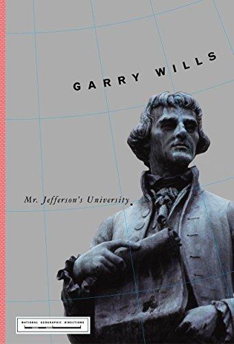 Mr. Jefferson's University: Wills, Garry