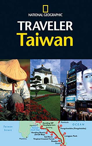 9780792265559: The National Geographic Traveler: Taiwan