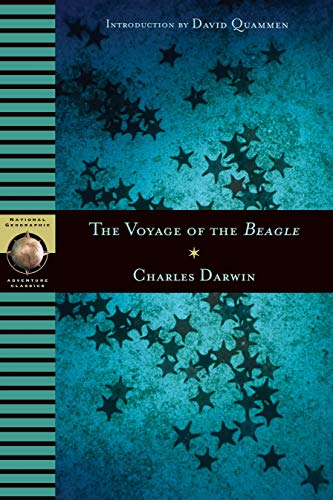 9780792265597: The Voyage of the Beagle (National Geographic Adventure Classics)