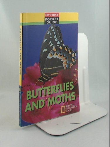 Butterflies and moths (My first pocket guide): Patricia Fahy Frakes