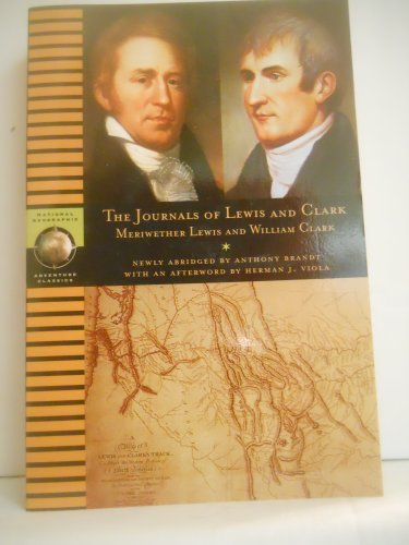 9780792266204: Journals of Lewis & Clark (Ng Adventure Classics)