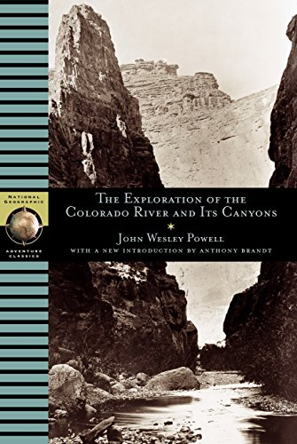 9780792266365: Exploration Of The Colorado River And It's Canyons (National Geographic Adventure) [Idioma Inglés]