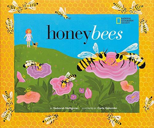 Honeybees Jump Into Science: Heiligman, Deborah (illustrated by Carla Golembe)