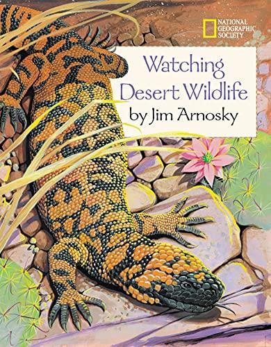 9780792267379: Watching Desert Wildlife (Younger Reader)