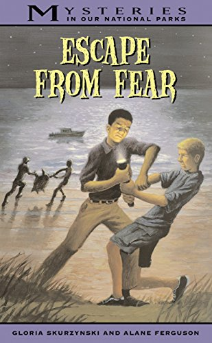9780792267805: Escape From Fear (Mysteries in Our National Parks, #9)
