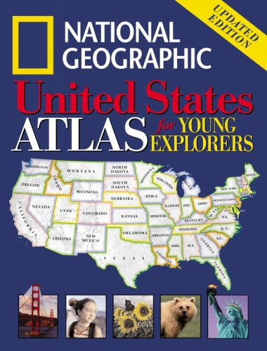 9780792268406: National Geographic United States Atlas for Young Explorers