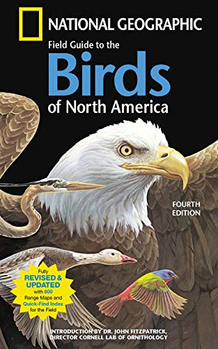 9780792268772: National Geographic Field Guide To The Birds Of North America, 4th Edition