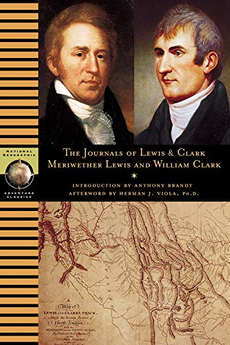 9780792269212: LEWIS & CLARK, JOURNALS OF (Hb) (National Geographic Adventure Classics)