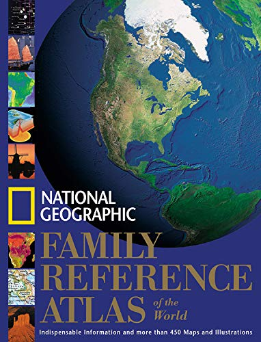 9780792269304: National Geographic Family Reference Atlas of the World