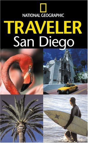 9780792269335: The National Geographic Traveler: San Diego