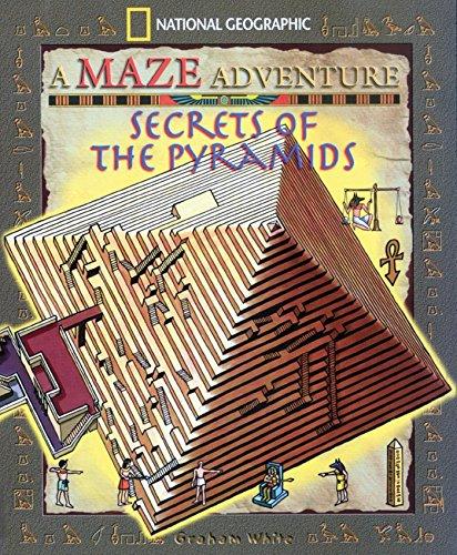 Secrets of the Pyramids: A Maze Adventure
