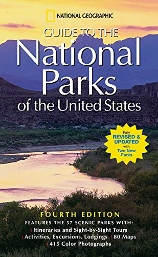9780792269724: National Geographic Guide to the National Parks of the United States, Fourth Edition