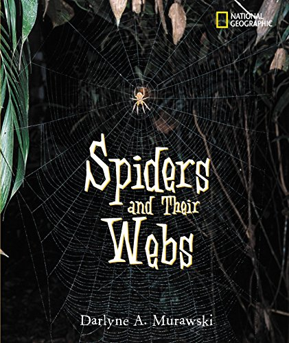 9780792269793: Spiders and Their Webs (Outstanding Science Trade Books for Students K-12)