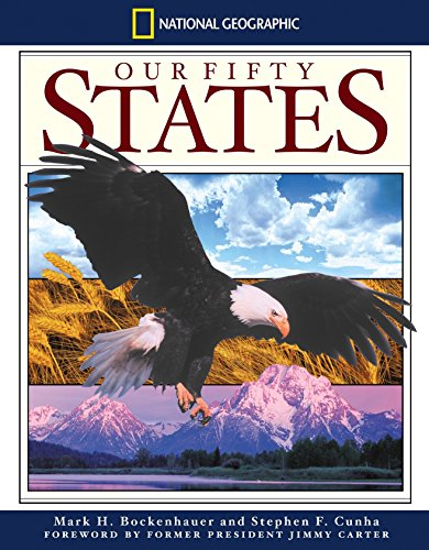 9780792269922: National Geographic Our Fifty States
