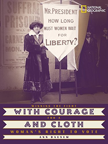 9780792269960: With Courage and Cloth: Winning the Fight for a Woman's Right to Vote