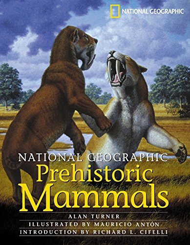 9780792269977: National Geographic Prehistoric Mammals