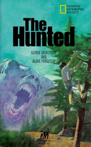 9780792270539: The Hunted (National Parks Mystery Series, 5)