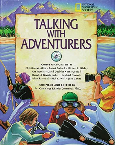 Talking With Adventurers : Conversations With Christina: Cummings, Pat