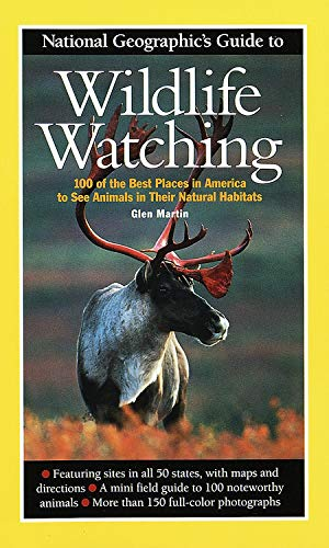 9780792271307: National Geographic Guide to Wildlife Watching