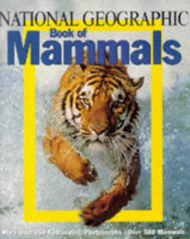 9780792271413: National Geographic Book of Mammals