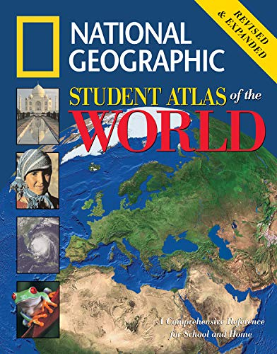 9780792271789 national geographic student atlas of the world 9780792271789 national geographic student atlas of the world revised edition gumiabroncs Choice Image