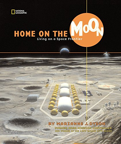9780792271932: Home on the Moon: Living on a Space Frontier