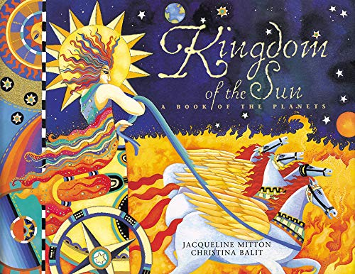 9780792272205: Kingdom of the Sun: A Book of the Planets