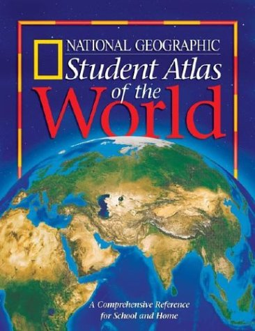 9780792272212: National Geographic Student Atlas Of The World
