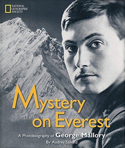 Mystery on Everest: A Photobiography Of George: Audrey Salkeld