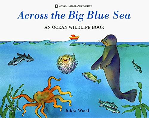 Across The Big Blue Sea: Jakki Wood