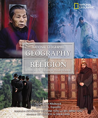 Geography of Religion: Where God Lives, Where: John Esposito, Susan