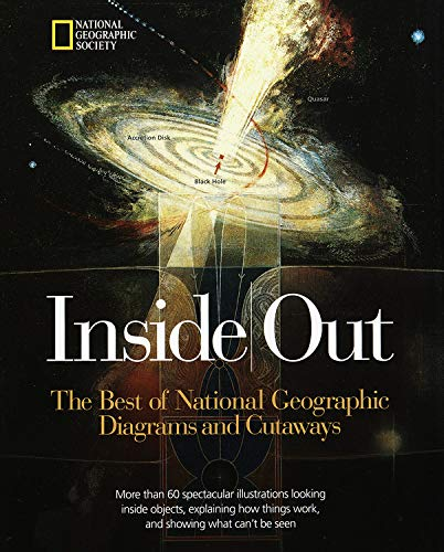 9780792273714: INSIDE OUT, DIAGRAMS: National Geographic's Diagrams