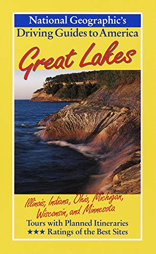 9780792274216: National Geographic Driving Guide to America, Great Lakes