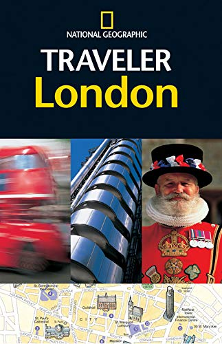 9780792274285: The National Geographic Traveler: London