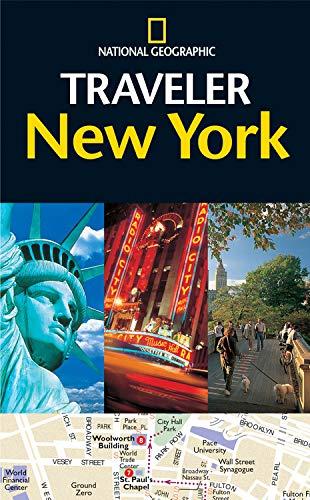 9780792274308: The National Geographic Traveler: New York
