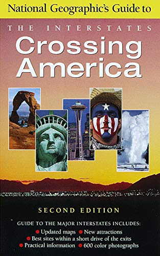 9780792274742: Crossing America: Guide to the Interstates
