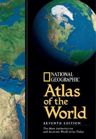 9780792275282: National Geographic Atlas Of The World 7th Edition