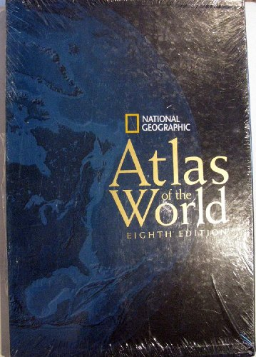9780792275428: National Geographic Atlas Of The World