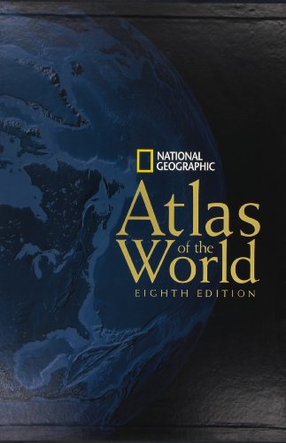 9780792275435: Atlas of the world (National Geographic Atlas of the World)