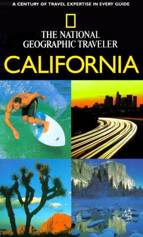 9780792275640: The National Geographic Traveler: California