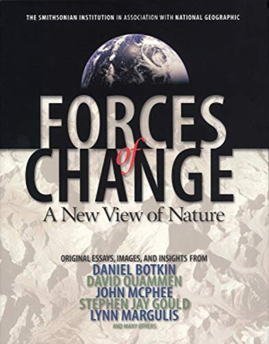 9780792275961: Forces of Change: A New View of Nature
