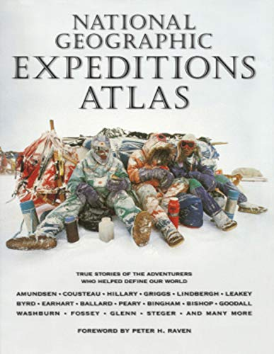 9780792276166: National Geographic Expeditions Atlas